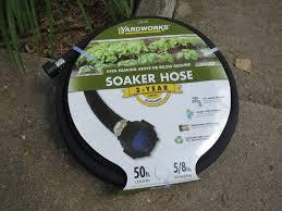 setting up a soaker hose simplicitysoil