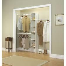 bedroom shelves for closets and closet organizer walmart