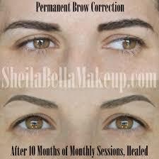 permanent makeup color correction mugeek vidalondon
