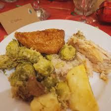 bon plat a cuisiner le repas de noel anglais