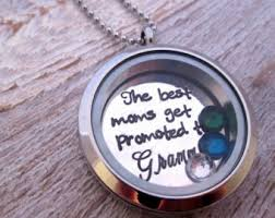grandmother necklaces miracle grandmother charm necklace best necklace