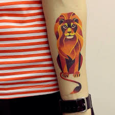 lion tattoo by sasha unisex design of tattoosdesign of tattoos
