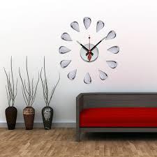 unique oversized wall clock u2014 john robinson house decor