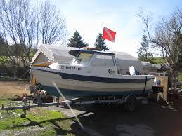 Boat Flag Mount C Dory 16 Angler Dive Configuration