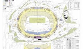 Stadium Floor Plans Japan Picks A New Design For Tokyo U0027s 2020 Olympic Stadium Wired