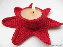 crochet christmas decor to turn your home into a crochet christmas