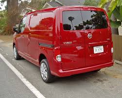 nissan nv200 cargo 2013 nissan nv200 compact cargo van test drive u2013 our auto expert