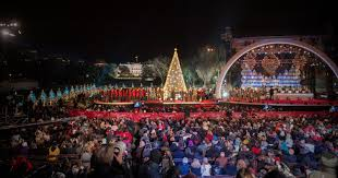 national tree lighting ceremony the 90th annual 2012 national christmans tree lighting ceremony at