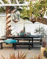 Outdoor Dining Rooms by Creative Outdoor Spaces Martha Stewart