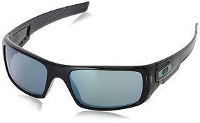 oakleys black friday amazon com oakley men u0027s crankshaft rectangular eyeglasses black
