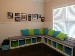 Ikea Kallax Bench by Use A Shelving Unit As A Bench