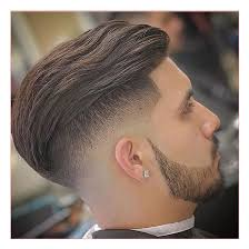 mens black haircuts also disconnected undercut with textured slick