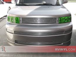 scion xb rtint scion xb 2004 2007 headlight tint film