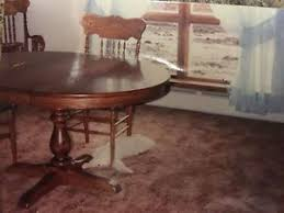 Oak Dining Room Tables And Chairs by Oak Table And Chairs Ebay
