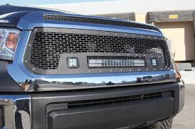 Tundra Led Lights Rigid Industries Launches New 2014 Toyota Tundra Grille Rigid Life