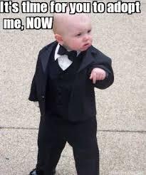 Step Parent Meme - stepparent adoption magic city law llc