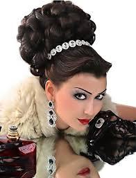 Arabische Hochsteckfrisurenen Hochzeit arabische hochzeitsfrisuren genießen sie die schönheit