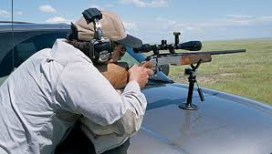 Portable Bench Rest Shooting Stand The Modern Varmint Rifle