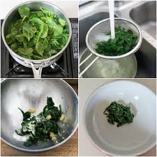 Cooking Preparation Moving Vegetables On by Korean Glass Noodle Stir Fry Japchae My Korean Kitchen
