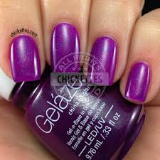 china glaze gelaze flying dragon swatch nail colors