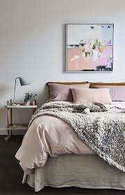 knit home decor bedroom gray and pink room dusty rose bedroom cozy chunky knit
