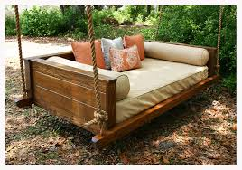 Most Comfortable Porch Swing Vintage Porch Swings Make From The Kiddo U0027s Old Twin Bed Patio
