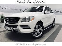 mercedes benz jeep 2014 mercedes benz of littleton certified pre owned vehicles