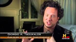 Aliens Meme Video - giorgio tsoukalos quotes youtube