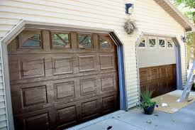 how to use minwax gel stain on kitchen cabinets gel stain garage doors to revitalize them our recipes for