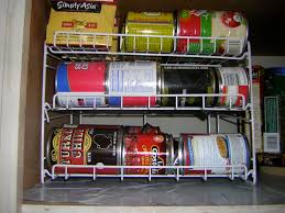 How To Organize A Pantry With Deep Shelves by Three Sure Fire Ways To Organize The Canned Goods In Your Pantry