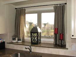 Curtains In The Kitchen by Life On Nickelby Diy Kitchen Curtains