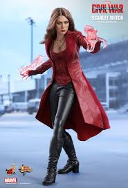 toys captain america civil war scarlet witch 1 6th scale
