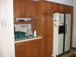 updating oak kitchen cabinets without painting 25 best ideas about
