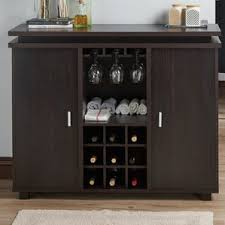 wine glass storage equipped sideboards u0026 buffets you u0027ll love wayfair