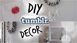 Easy Bedroom Diy Diy Room Decor Cheap U0026 Easy Pinterest Inspired Youtube