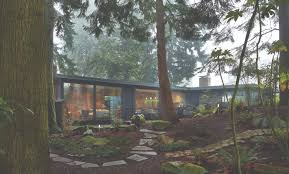 Midcentury Modern House - a midcentury modern home for the history books the seattle times
