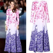 turmec long dresses with long sleeves for women