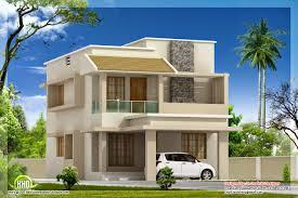 wonderful looking 12 villa home designs simple house homeca
