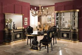 versace dining room table elizabeth italian dining table and 6 chairs new room style