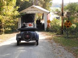 Trailer Garage Parke County Parke County Covered Bridges U0026 Wallace Garage