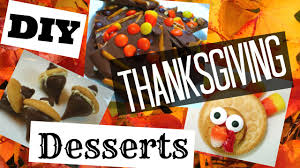 thanksgiving baking ideas fun diy thanksgiving treats easy fall desserts youtube