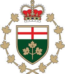 protocol and symbols lieutenant governor of ontario