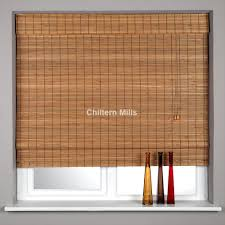 Roman Blind Bamboo Roman Blackout Blind