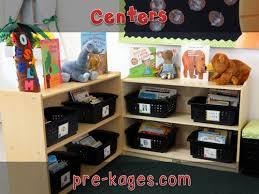 center ideas centers pre k pages