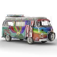 van volkswagen hippie volkswagen t2 hippie van stiff meister flickr