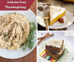 20 gluten free recipes for your thanksgiving menu
