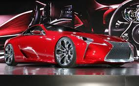 lexus lf lc engine report lexus lf lc concept production bound