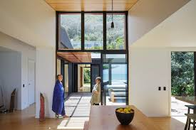 offset shed house is an unpretentious beach shack with a lot of cool