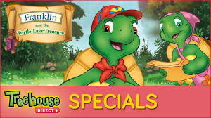 thanksgiving cartoon specials franklin and the turtle lake treasure special youtube