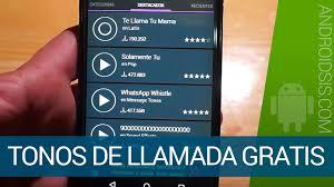 tonos para celular gratis android apps on google play los mejores ringtones para android gratis youtube